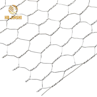Hot Dipped Galvanized Hexagonal Chicken Wire Mesh