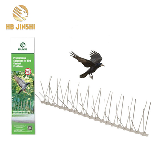 Stainless steel anti bird spikes for roof