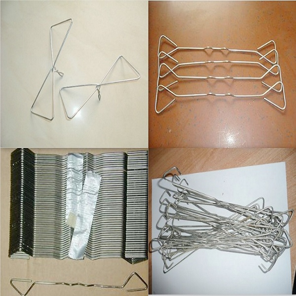 Construction Masonry Wall Brick wall Cavity Wall Butterfly Double triangle wire wall ties