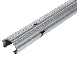 Cheap and economical durable galvanized metal poles for vineyard post