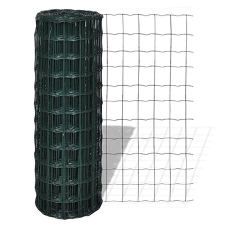 PVC Coated Euro Fence